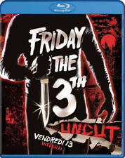 Friday the 13th - Part 1 (Blu-ray Disc, 2013, Canadian) NEW/SEALED