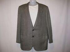 Vtg Brioni Roman Style Roma Men's Wool Blend Suit Coat Italian Jacket Size 44/54