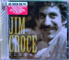 JIM CROCE - CLASSIC HITS - RHINO CD - 20 TRACKS - STILL SEALED