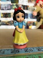 D The Disney Store Animators Littles Princess Snow White Figure Toy 3.5""