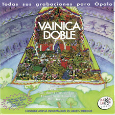 VAINICA DOBLE-TODAS SUS GRABACIONES 1970-1972-CD