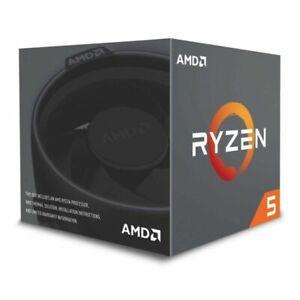 AMD Ryzen 5 2600X Six-Core 3.6GHz Socket AM4