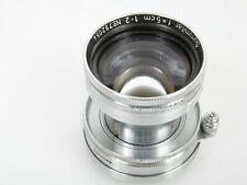 Leitz Leica Summitar 2/50 M39 LTM schön, keine Putzspuren without cleaning marks