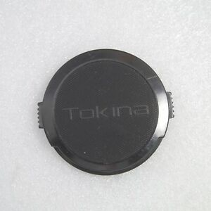 Tokina 55mm Front Lens Caps Plastic Genuine Used 35mm SLR Film