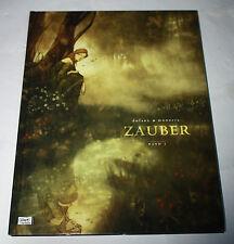 Zauber - Band 1 (Dufaux; Munuera - u.a. Barracuda, Jessica Blandy) (Hardcover)