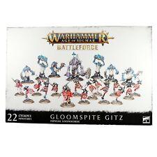 Gloomspite Gitz Battleforce Fungal Loonhorde Warhammer Age Of Sigmar