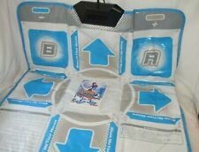 Wii Dance Dance Revolution Hottest Party 2 Mat Bundle - Game Included Tested