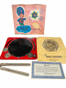 Vintage the Magic Designer formerly called Hoot-Nanny with Original Instruction