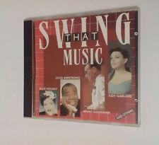 Swing That Music CD