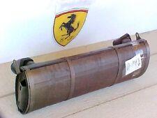 Ferrari 348 Engine Exhaust Muffler Silencer_TS_TB_2.7 Motronic 136277 OEM