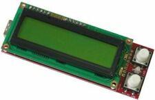 Microchip PIC Board, 40-pin, USB, 16x2 LCD