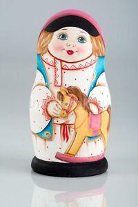 Matryoshka culture russia beauty souvenir russian