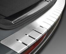PROTEZIONE PARAURTI VW PASSAT B7 SW dal 2010 ACCIAIO CROMO 25*