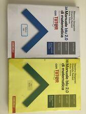 manuale blu 2.0 di matematica vol . 3A + 3B isbn 9788808837448