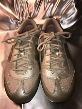 Gold Easy Spirit Shoes