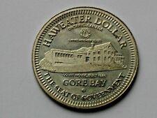 Manitoulin Ontario CANADA 1975 Trade DOLLAR Token with Gore Bay Courthouse