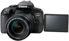 "Canon EOS 800d 18-135mm 24.2mp 3"" DSLR Camera New Cod Agsbeagle"