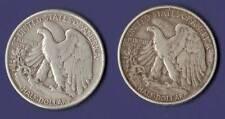 United States of America USA 1945 Walking Liberty Half Dollars Philadelphia coin