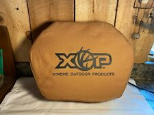 XOP Xtreme Outdoor Products Padded Dual Action Seat Cushion with Pouch
