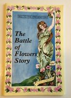 Battle of Flowers Story by Lake-softback (& Letter from author) circa 1989 - vg