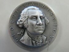 Medallic Art Co .999+ pure silver George Washington President  #424