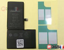 iphone Ⅹ Batterie iphoneX battery iphone X 2716mAh 10.37Wh  Adhésif offert