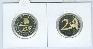 Slowenien 2 Euro Kursmünze PP  (Wählen Sie zwischen 2008 bis 2019)