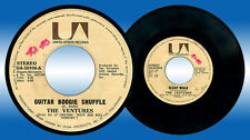 Philippines THE VENTURES Guitar Boogie Shuffle 45 rpm Record