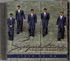 "SIGNATURE SOUND QUARTET.....""STAND BY ME"".......NEW SEALED OOP GOSPEL CD"