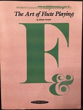 The Art of Flute Playing by Edwin Putnik - Brand New