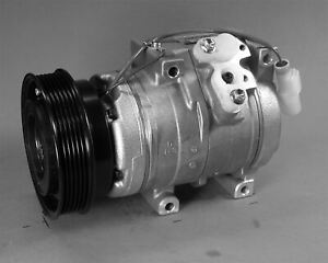 DENSO AIR CON COMPRESSOR FOR A LAND ROVER FREELANDER CLOSED OFF-ROAD 2.0 72KW
