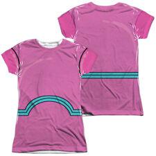 "Teen Titans Go! ""Balloon Man Uniform"" Girl's Junior Dye Sublimation Babydoll Tee"