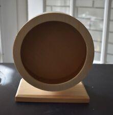 New listing Jempet Hamster Silent Running Exercise Wheel, Made of Wood