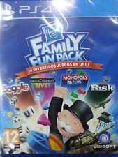 Hasbro Family Fun Pack NEW PS4