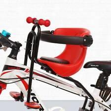 Neu Kinderfahrradsitz Fahrrad Kindersitz Fahrradsitz Vorne Halterung bis zu 50kg