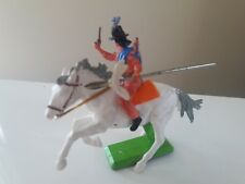 Britains deetail wild west apache 1970s  1:32
