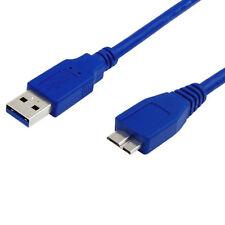 1m Câble USB 3.0 A MICRO B à micro-b-kabel pour WD Elements Disque Dur Externe
