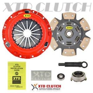 XTD LEVEL 3 RACING CLUTCH KIT MAZDA 626 MX-6 V6 FORD PROBE GT 2.5L ES LX