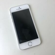 FAULTY Apple iPhone 5s - Silver / White - A1457 - READ DESCRIPTION