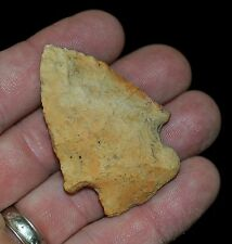 KIRK CORNER NOTCH JEFFERSON CO MISSOURI INDIAN ARROWHEAD ARTIFACT COLLECTIBLE *