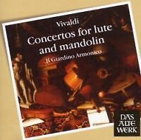 Il Giardino Armonico - Vivaldi: Concertos For Lute & And Mandolin (NEW CD)