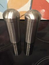 Stainless  Steel Condoment Set