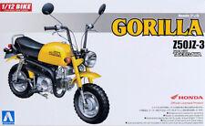 Honda Gorilla Custom Takekawa Z50JZ-3 Bike 1:12 Model Kit Bausatz Aoshima 052235