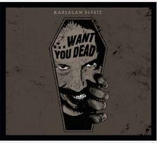 KARJALAN SISSIT - ... Want You Dead CD Triarii, Von Thronstahl, Neofolk