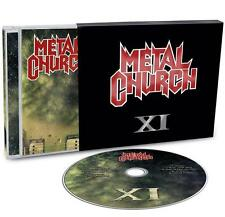 METAL CHURCH- XI LIM. CD +bonustr. SLIPCASE feat. Mike Howe US METAL LEGEND