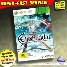 El Shaddai game for Xbox 360 *NEW & SEALED from SYDNEY* PAL Bayonetta type games