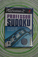 Professor sudoku ps2 pal NUOVO