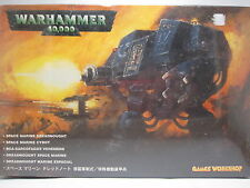 WARHAMMER 40K 48-26 - DREADNOUGHT MARINES ESPACIALES - SPACE MARINE DREADNOUGHT