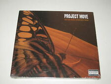 PROJECT MOVE/LOVE GONE WRONG THE BUTTERFLY THEORY(SUN MOON/TEG-2427)CD ALBUM NEW