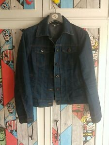 Red Herring WOMEN'S DEMIN JACKET size 12 Good condition worn once